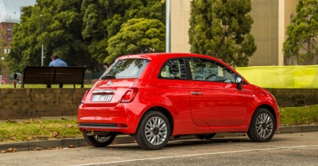 Try a Fiat 500 from Kendalls...