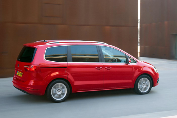 Hire A Luxury 7 Seater Seat Alhambra In London Surrey